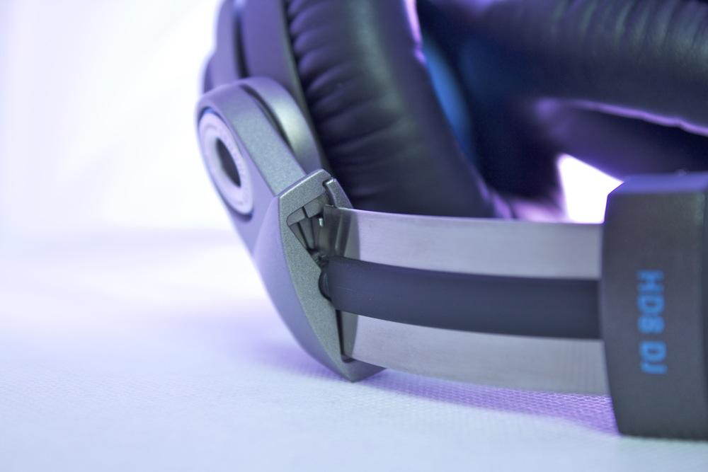 Senneheiser HD8 DJ Bügelgelenk