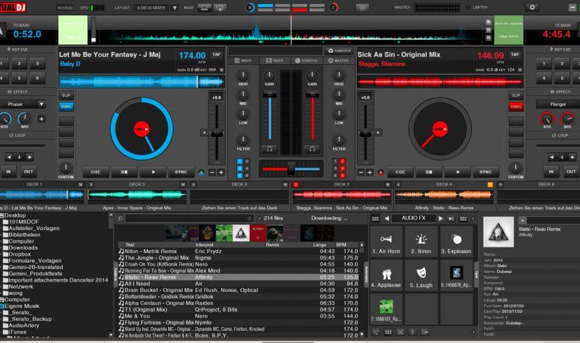 Virtual DJ 8 ist da - Jetzt als Download verfügbar