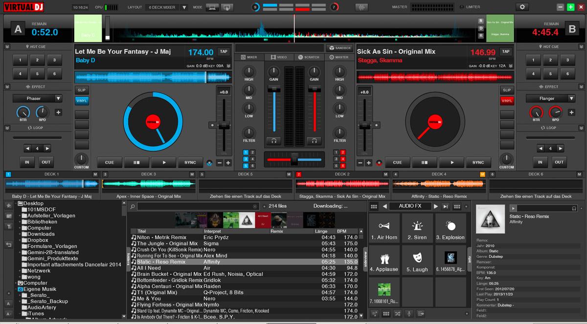 dj virtual 8 download for pc