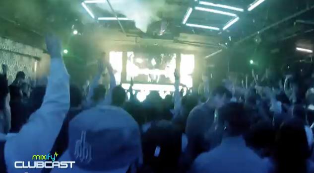 Mixify Clubcast - DJ-Livestream in den Club und aus dem Club