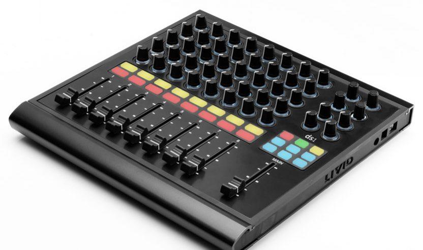 Livid Instruments DS1 - Mehrkanal MIDI-Mixer