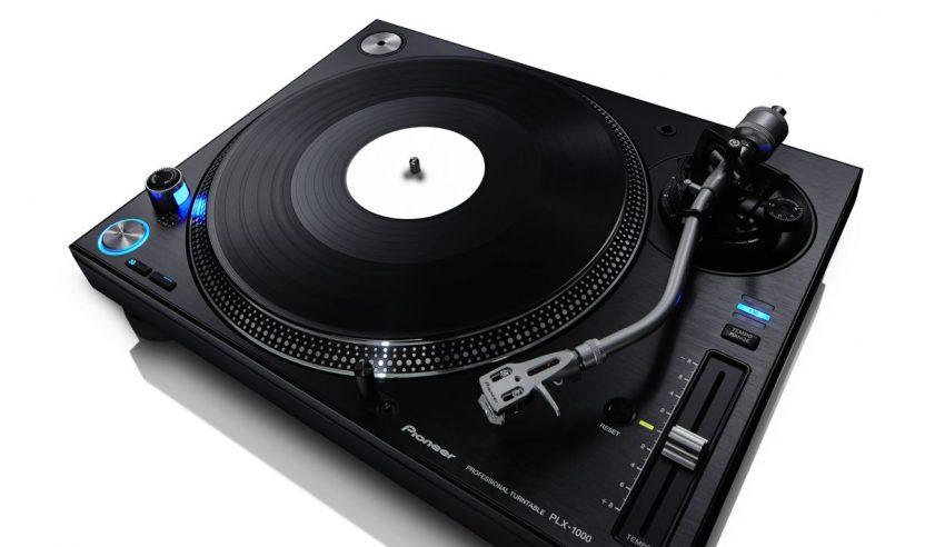 Pioneer PLX-1000 - Alle Fakten über den neuen Plattenspieler