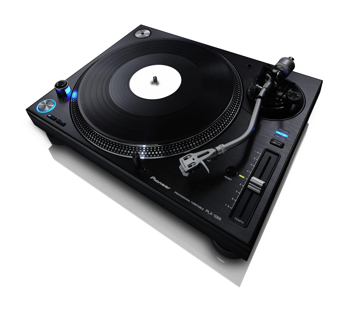 Pioneer PLX-1000 – Alle Fakten über den neuen Plattenspieler