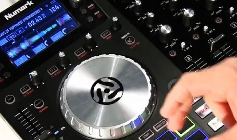 Video: Numark NV kommt mit Serato Flip Feature, DJ Expo 2014