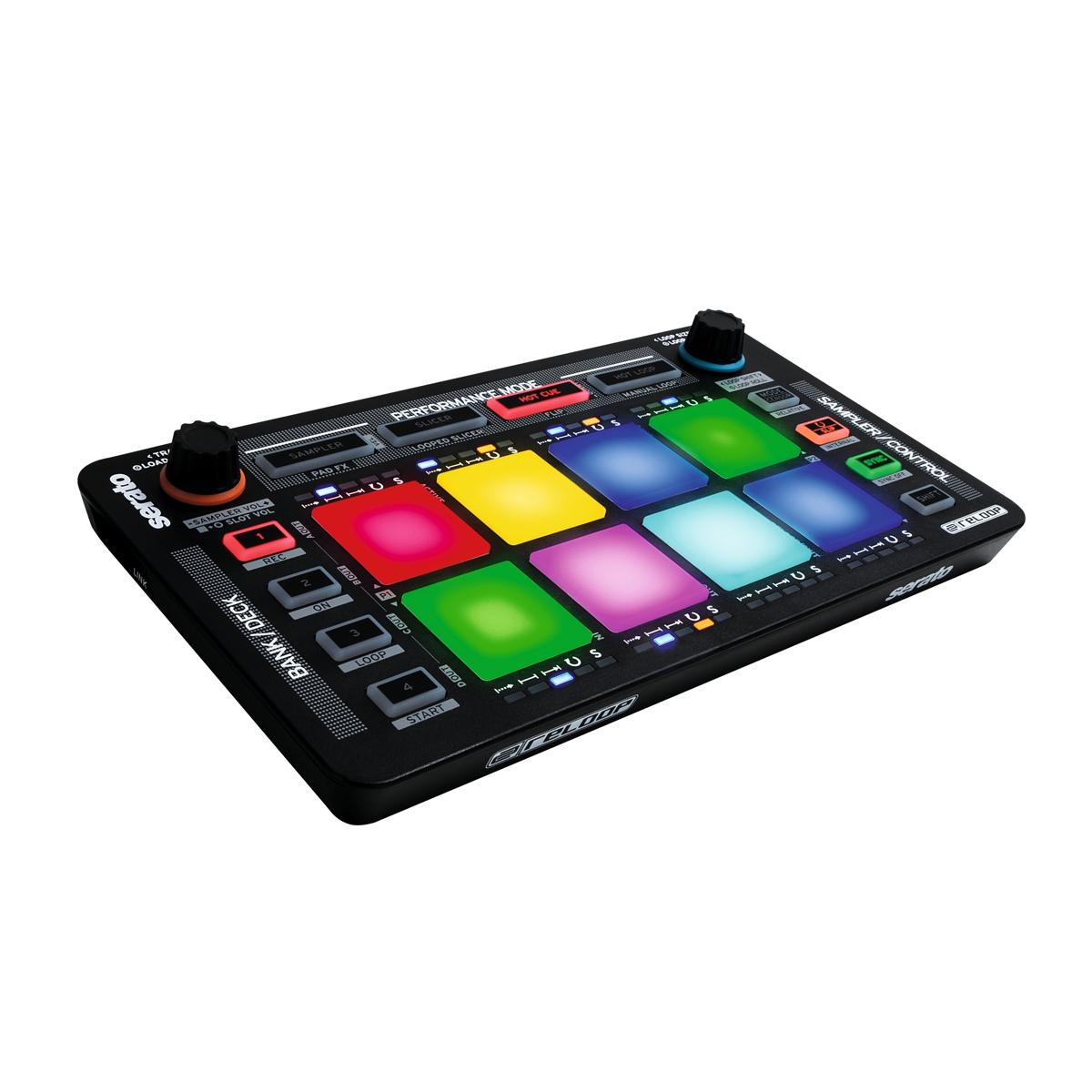 Neu: Reloop Neon Controller & Modular Stand für Serato DJ