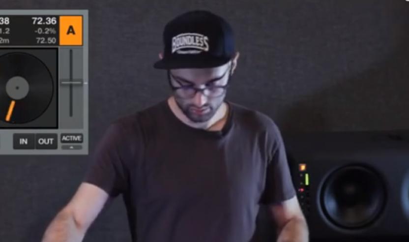 Video: DJ Shiftee erklärt Babyscratch mit Cue-Punkten