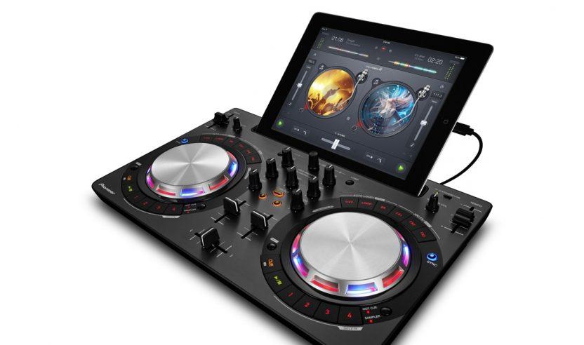 Neu: Pioneer WeGO3 - Lifestyle DJ-Controller in der 3. Generation