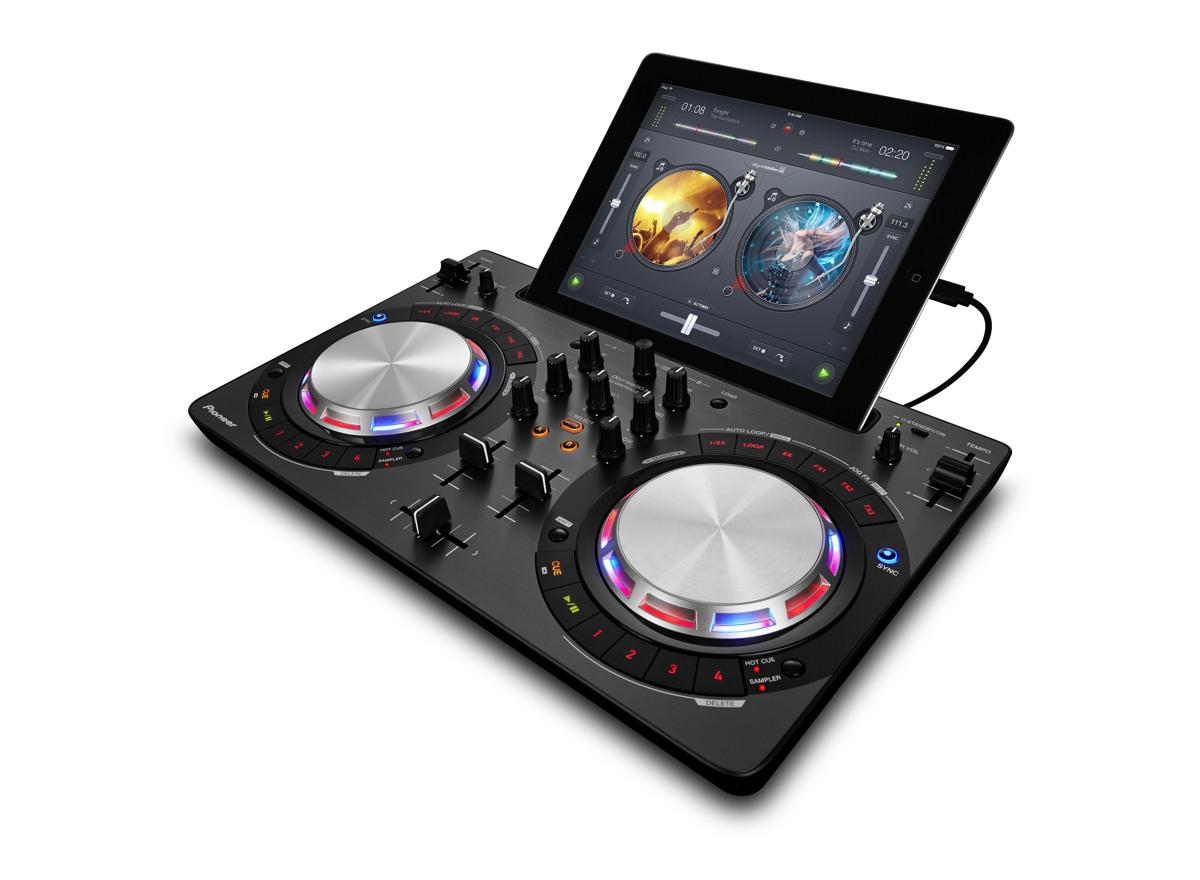 Neu: Pioneer WeGO3 – Lifestyle DJ-Controller in der 3. Generation