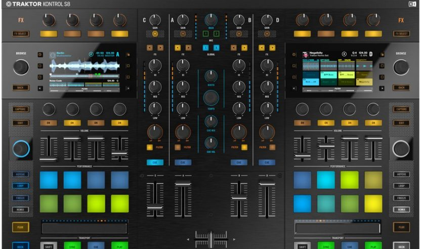 Neu: Fundierte News zum Traktor Kontrol S8 - Flagship All-in-one DJ System