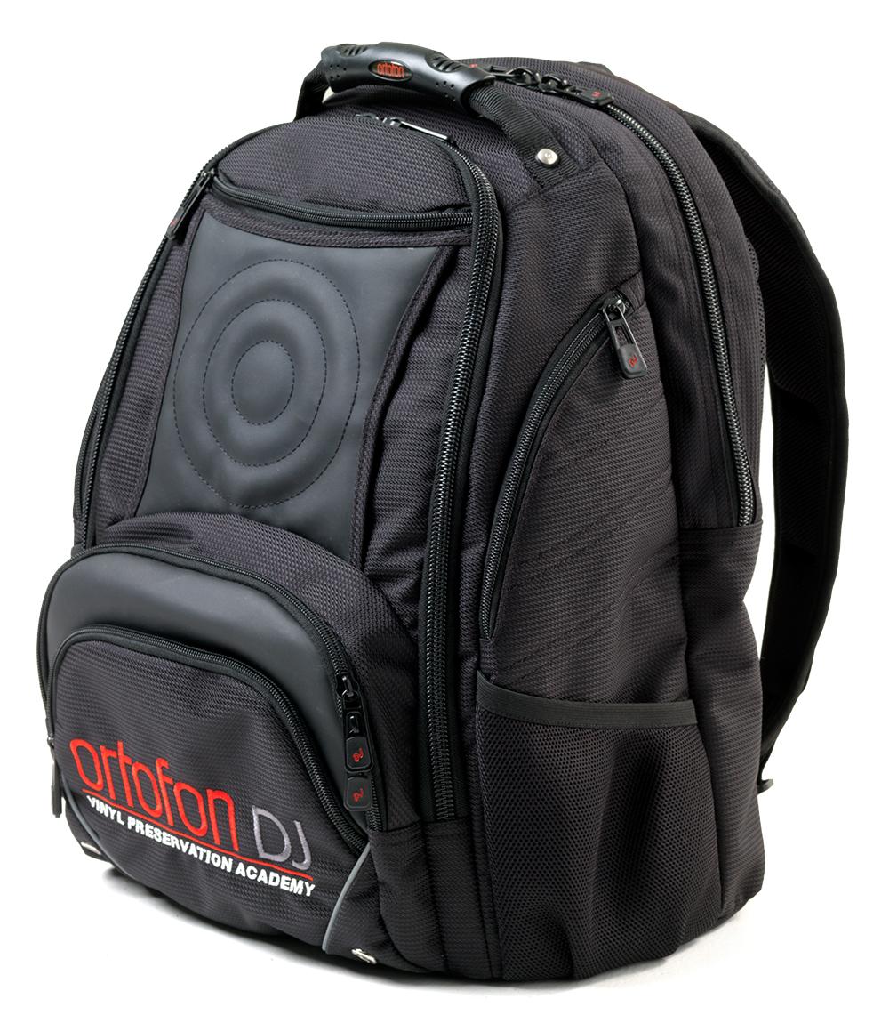 Neu: Ortofon DJ Gear Bag - Leicht und stylisch unterwegs