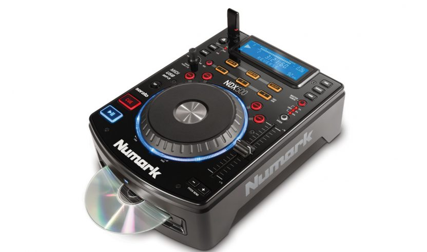 Neu: Numark NDX-500 - CD-Media-Player mit Serato Support