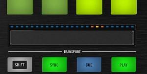 KONTROL S8 Touchstripe