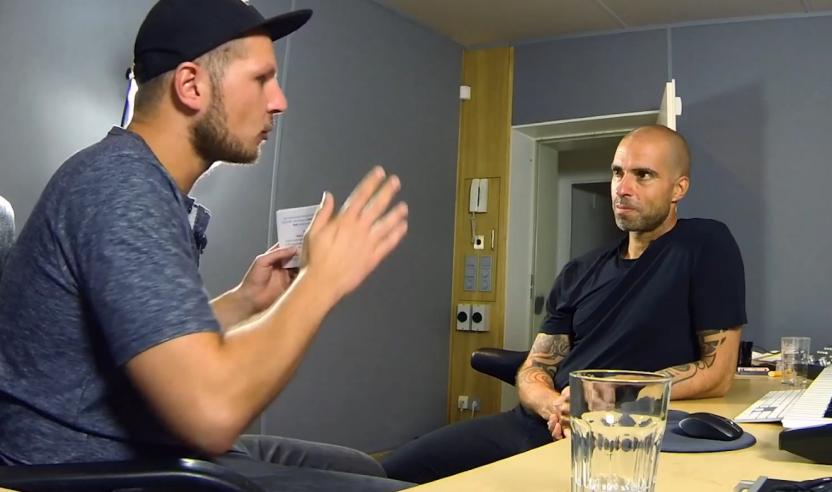 Video-Interview: Chris Liebing über Label, Producing und die Zukunft des DJings