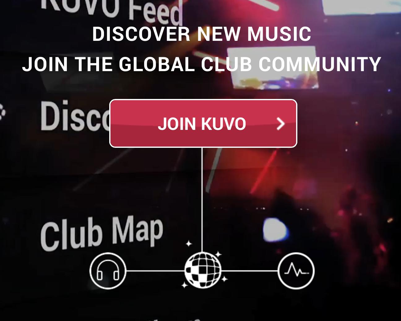 Pioneer KUVO – Vernetzung von Clubs, DJs und Community