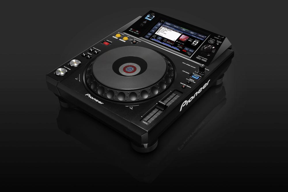 Neu: Pioneer XDJ-1000 - Mediaplayer-Deck ohne CD-Laufwerk