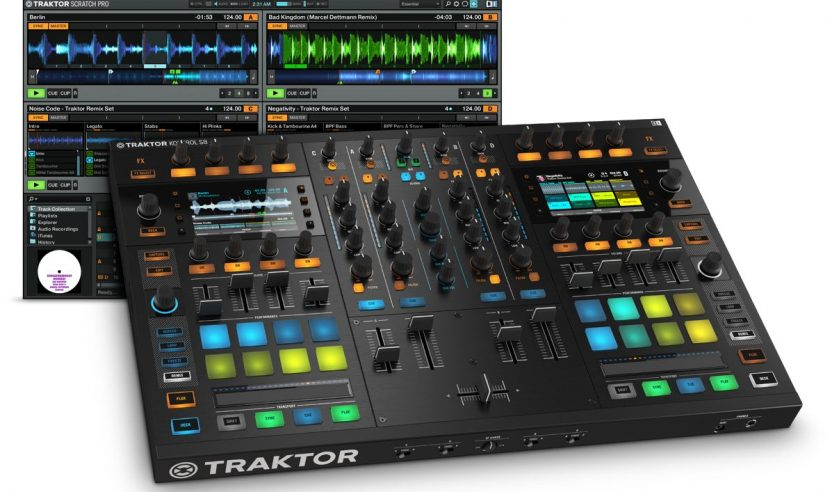 Test: Native Instruments Traktor Kontrol S8, ein Gamechanger?