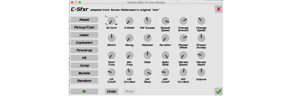 Volca Sample - Single Cell Software