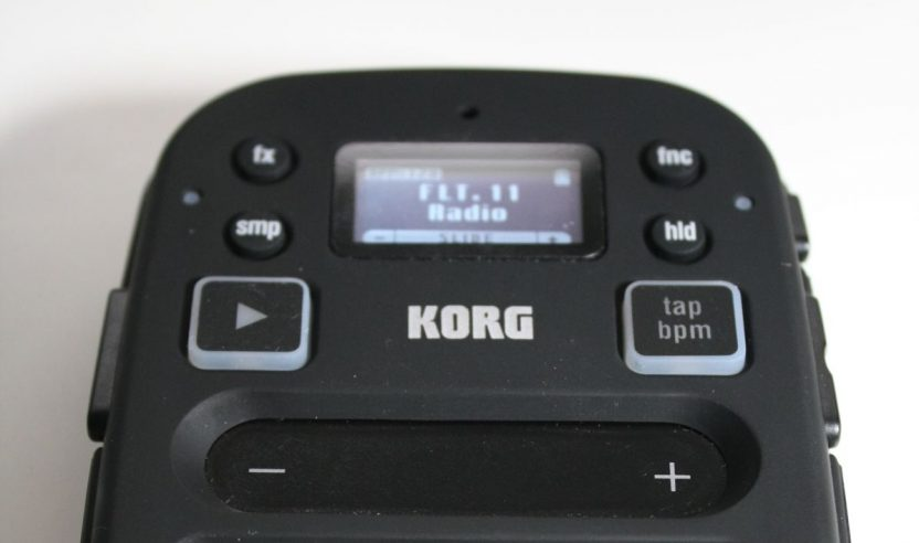 Test: mini Kaosspad 2 S, Korgs neue Wunderwaffe für die Hosentasche?