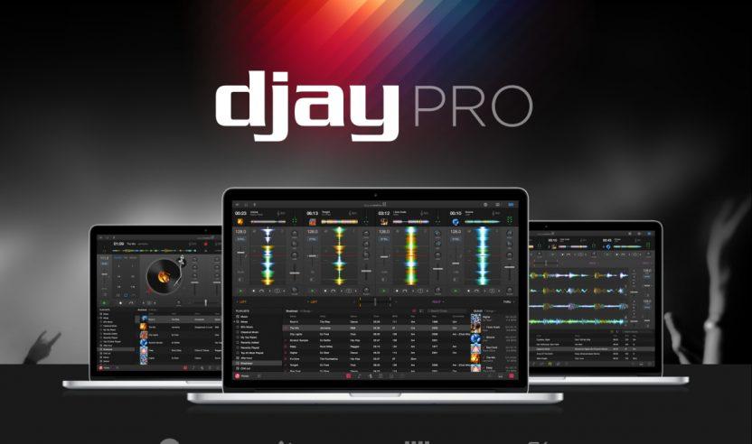 Neu: Algoriddim djay Pro - Spotify Integration und 4 Decks