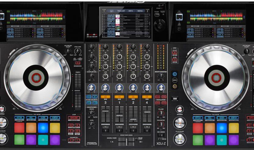 Rückschau nach vorn: Pioneer XDJ-Z - DJing 2015?
