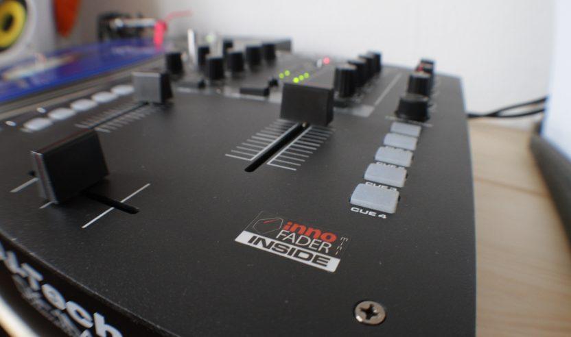 Test: DJ-Tech DIF-1M - DVS-Battlemixer mit MIDI-Tasten