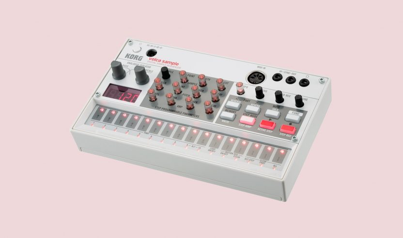 Test: Korg Volca Sample