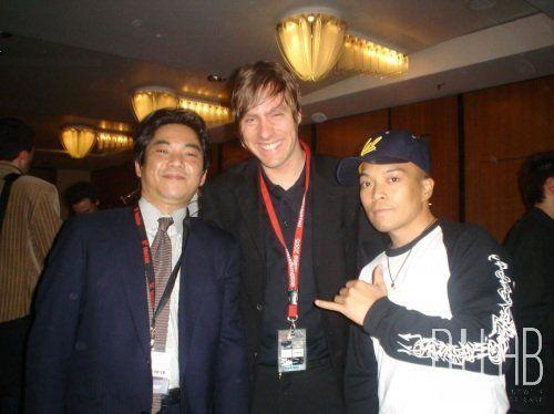 Toshi, Chicken, Q-Bert