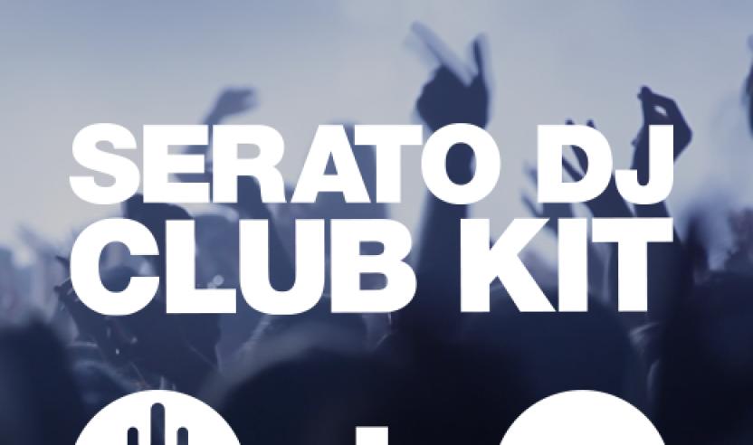 Serato DJ Club Kit - liefert neue DVS-Mixer, NAMM 2015