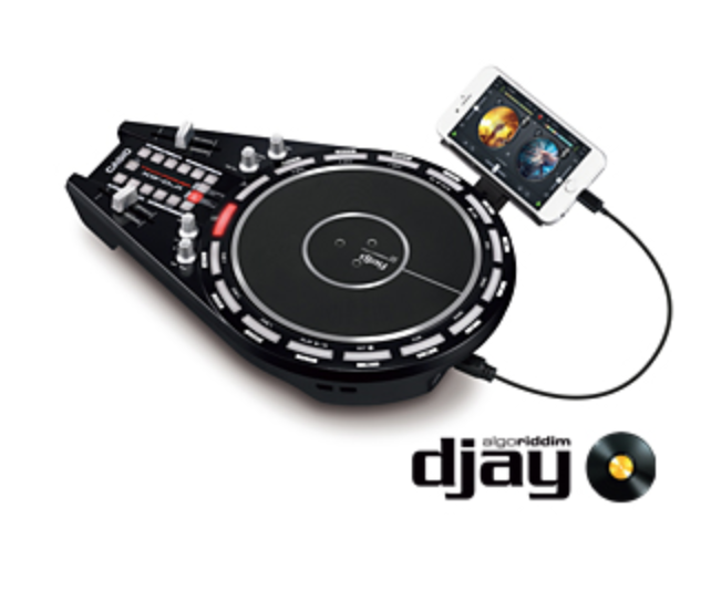 Neu: Casio XW-DJ1 & XW-PD1 - Controller und Groove Center mit Vestax Handschrift