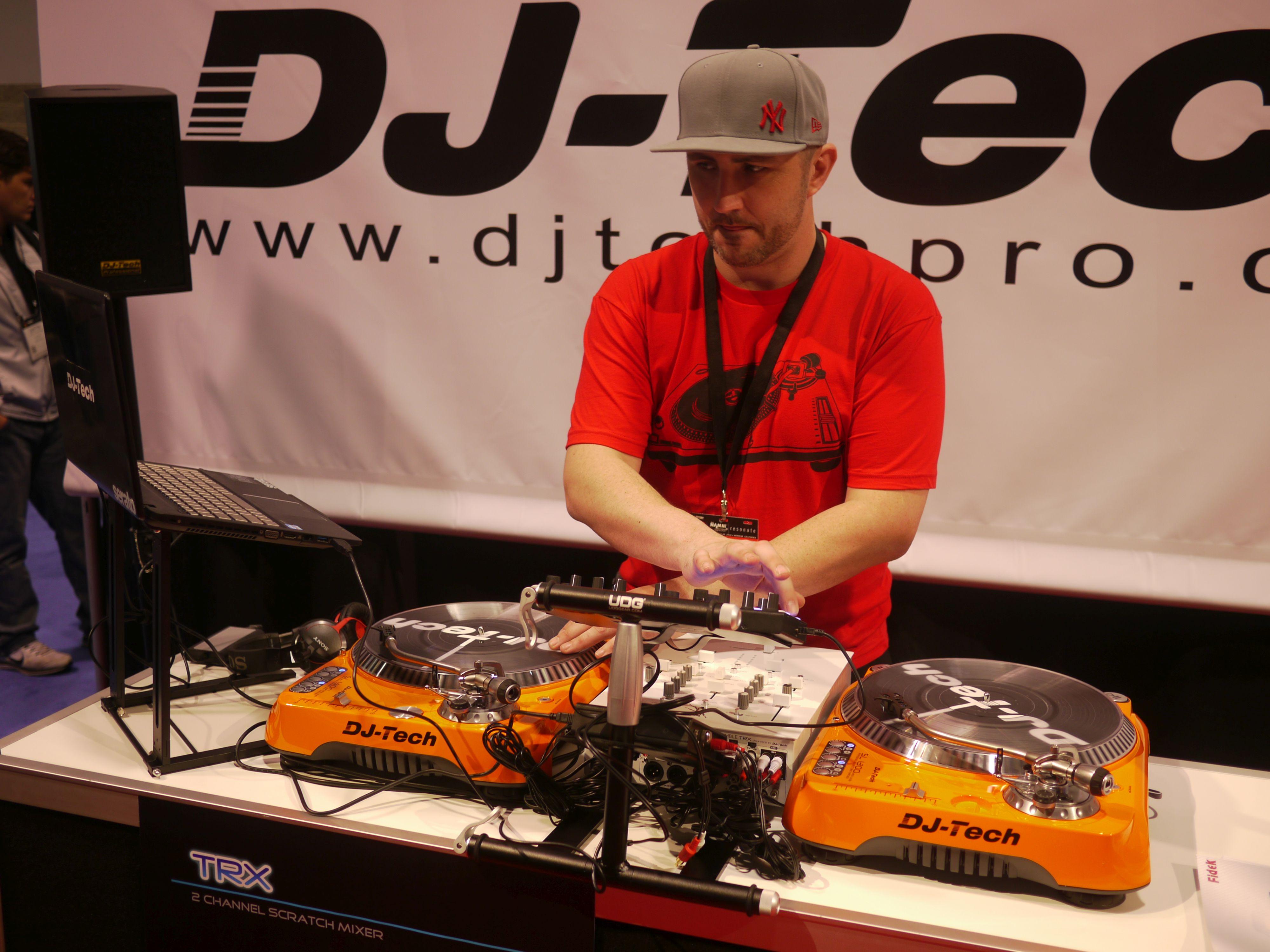 Neu: DJ-Tech Neuheiten - NAMM 2015
