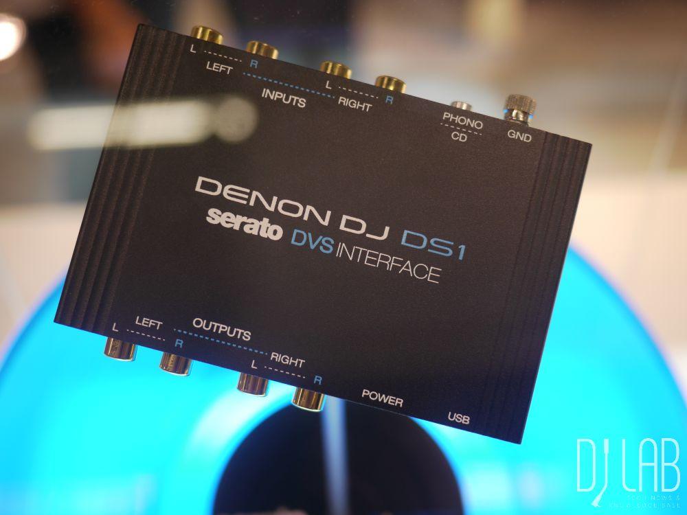 Neu: Denon DS1 - Serato DVS für die Westentasche, NAMM 2015