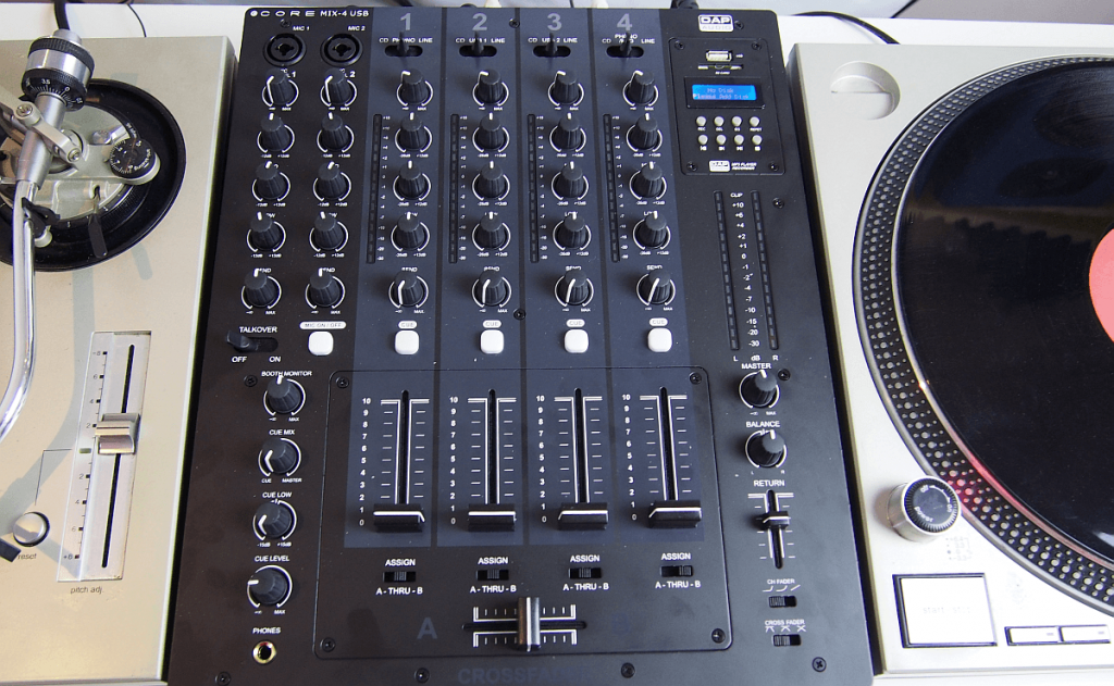 Core Mix-4 USB