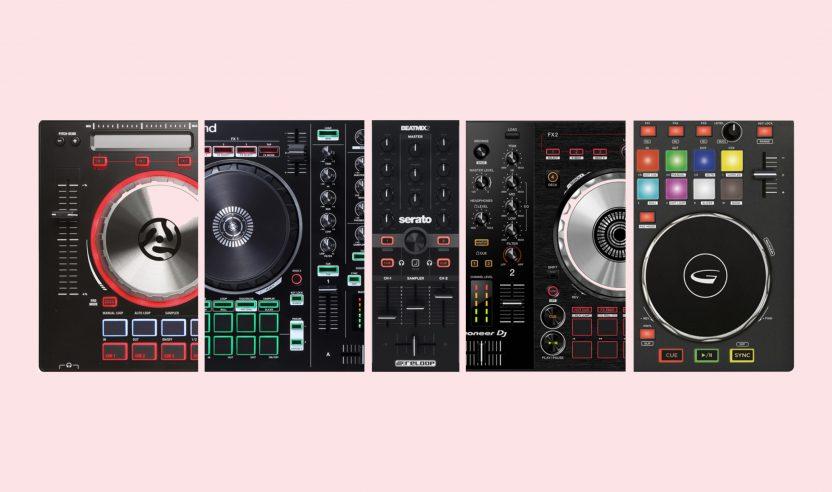 Überblick: Fünf günstige DJ-Controller für Einsteiger