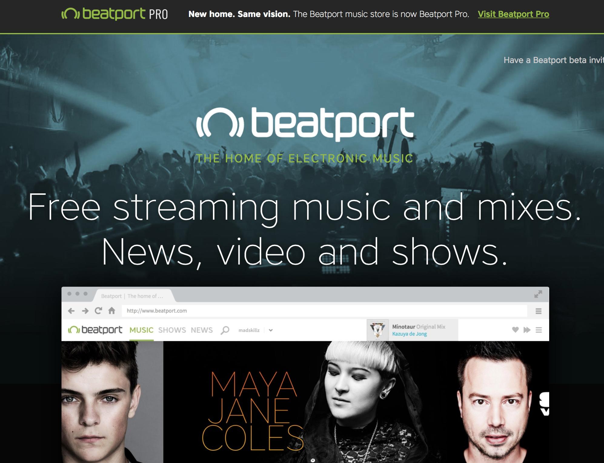 Beatport wird Streaming-Dienst - Welche Auswirkung sind zu erwarten?