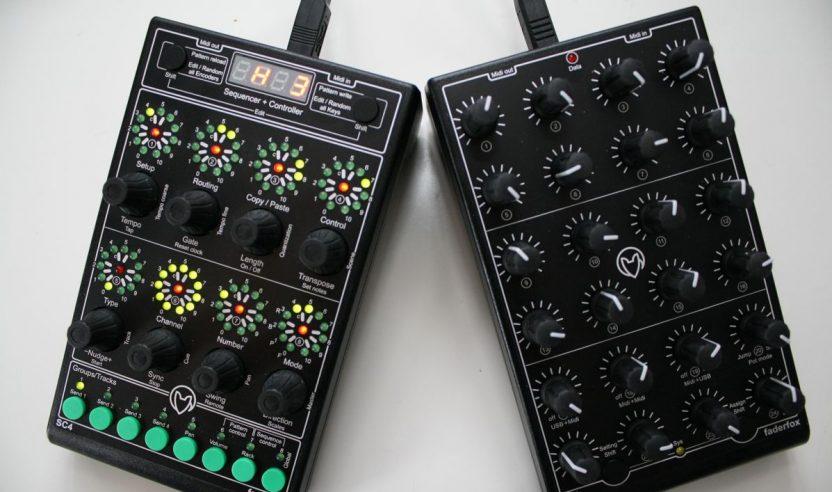 Test: Faderfox SC4 & PC4 – Controller für DJs und Live-Performer