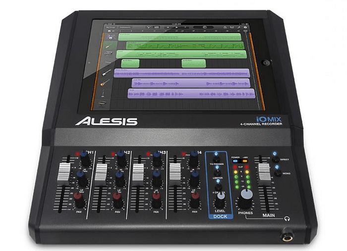 Ansicht Alesis iO Mix