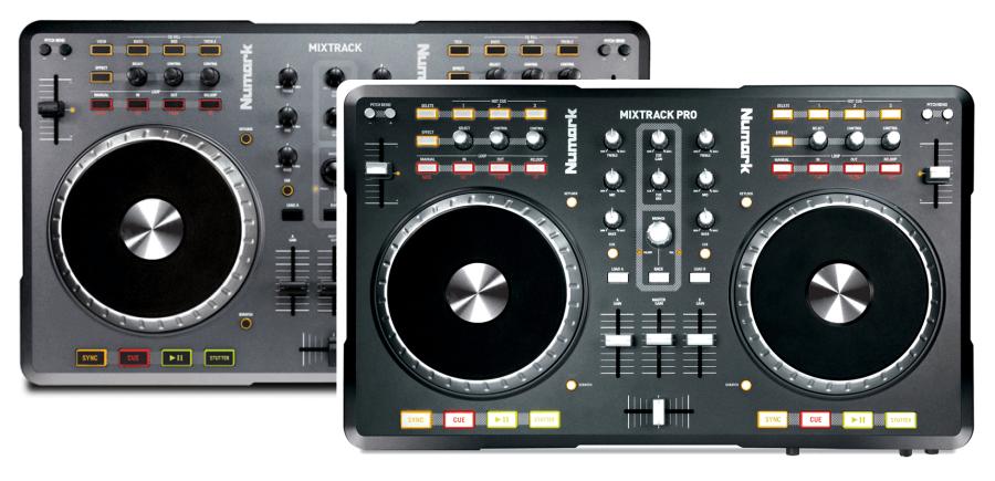 Mixtrack vs Mixtrack Pro