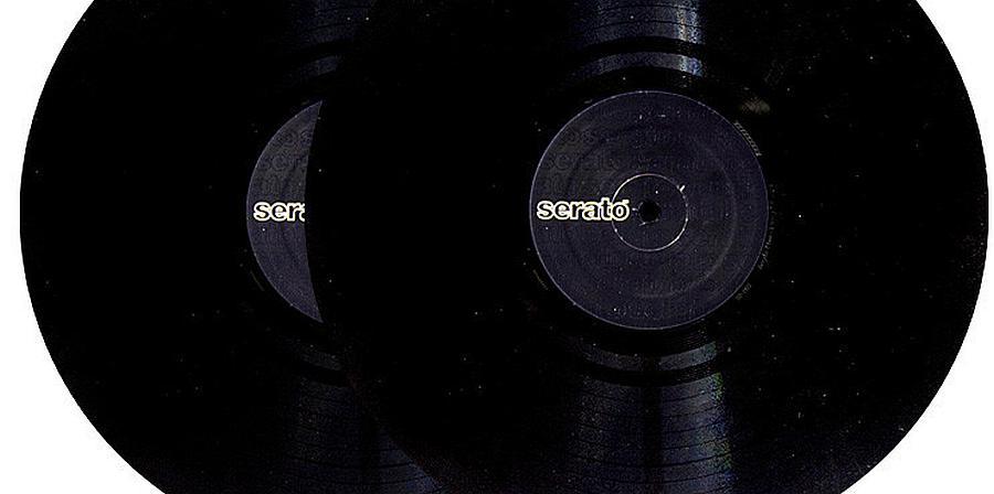 Mixxx Timecode Vinyl