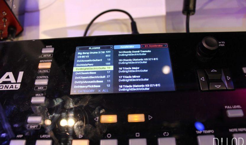 AKAI Pro Advance Keyboards - Neue MIDI-Controller, Musikmesse 2015
