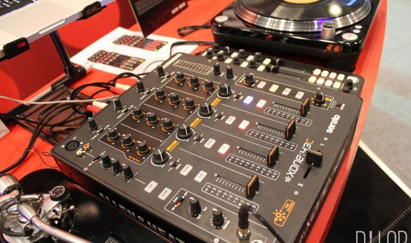 Allen & Heath Xone:43C - 4-Kanal Serato DJ Mixer, Musikmesse 2015