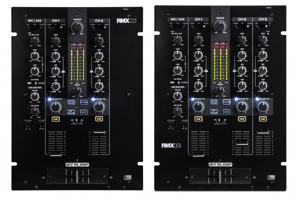RMX-22i und RMX-33i