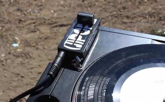 DIY: Tragbare Vinyl-Scratch-Station