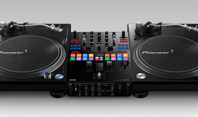 Pioneer DJM-S9 - Die Battlemixer-Revolution?