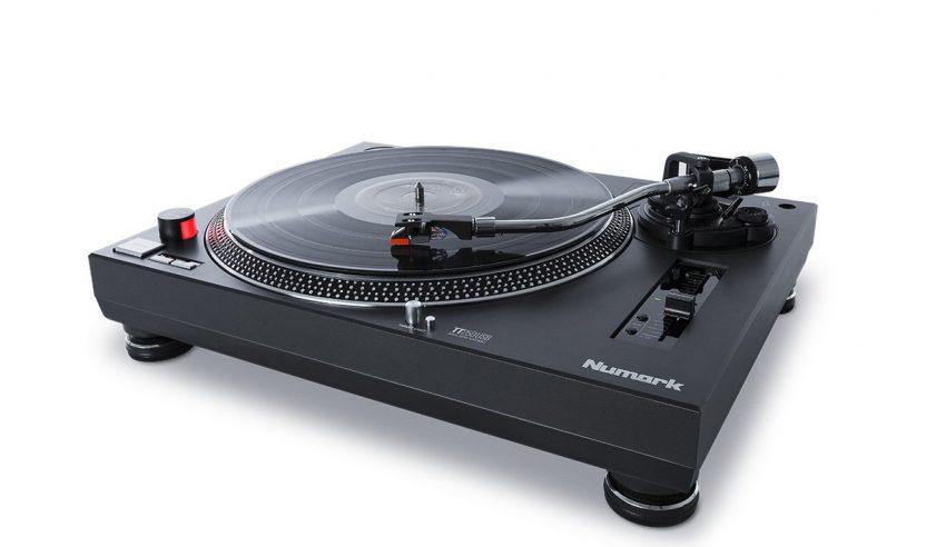 Neu: Numark TT250USB – USB-Turntable, DJ Expo 2015