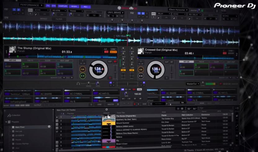 Neu: Pioneer Rekordbox 4.0 - jetzt offiziell