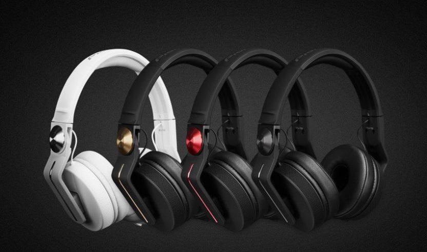 Neu: Pioneer HDJ-700 - DJ-Kopfhörer