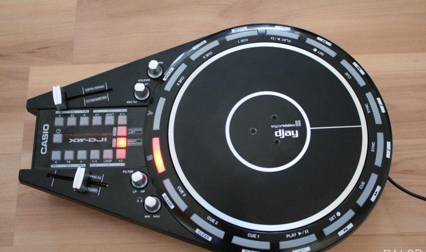 Test: Casio – Trackformer XW-DJ1, der spektakuläre DJ-Controller