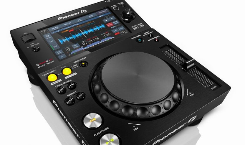 Neu: Pioneer XDJ-700 - Rekordbox ready Mediaplayer