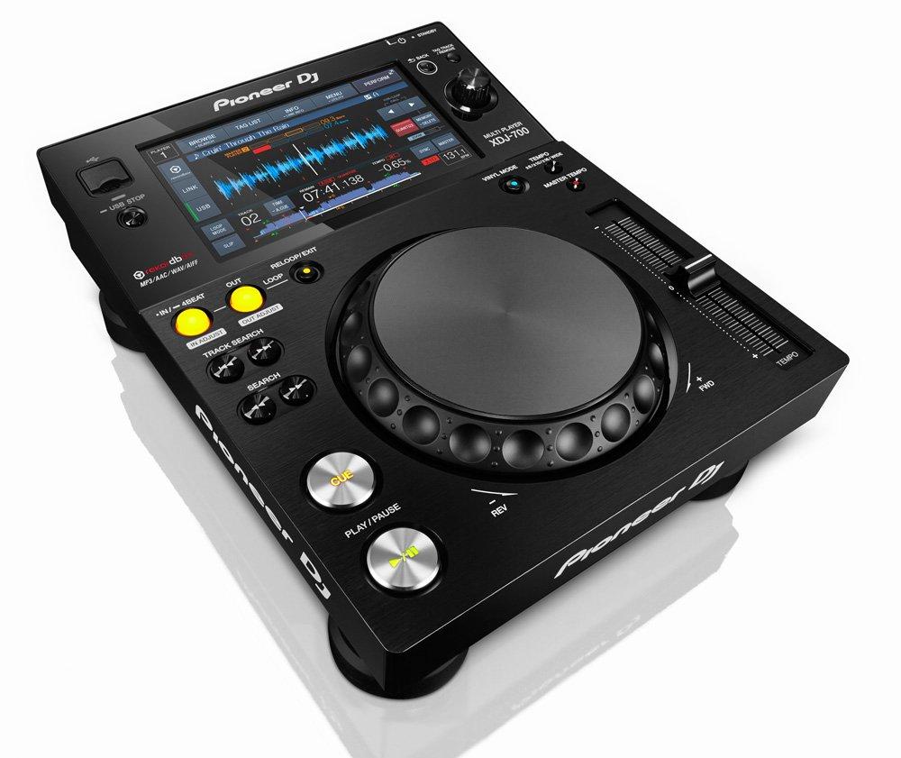 Neu: Pioneer XDJ-700 - Rekordbox ready Mediaplayer