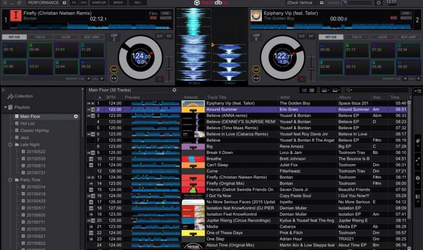 Rekordbox DJ 4.0.6 - Jetzt mit freiem MIDI-Mapping